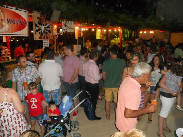 """Several hundred people attend the Fair Night """"Oktoberfest"""""""