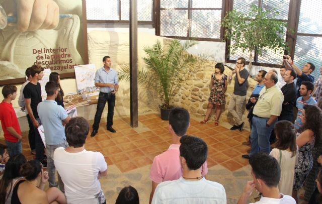 40 alumnos de la Escuela de Arquitectura de la UCAM crean propuestas para la revitalización del casco antiguo de Puerto Lumbreras - 2, Foto 2