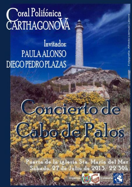 Habaneras y música popular en el concierto anual de Cabo de Palos - 1, Foto 1