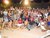 Un año más la numerosa familia Egidos se reúne en Las Torres de Cotillas