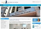 Más de 400.000 páginas visitadas en la web del Ayuntamiento durante el último año