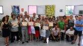 Política Social aporta más de 210.000 euros para 19 plazas en el Centro de Día para personas con enfermedad mental de Totana