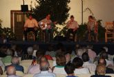 Multitudinario Encuentro Trovero con 'Nogalte Cultural' en Puerto Lumbreras
