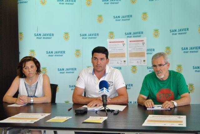 La Comisión Municipal Antidesahucios pone en marcha una campaña de recogida de alimentos, productos de higiene y limpieza que se entregarán a Cáritas - 1, Foto 1