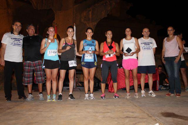 Más de medio millar atletas se dan cita en la XX carrera nocturna por la vida - 1, Foto 1