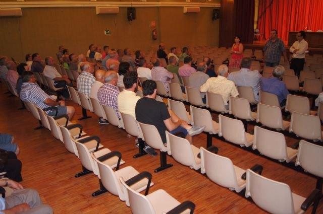 Se celebra una asamblea informativa - 1, Foto 1