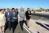 La Comunidad Autónoma de la Región de Murcia invierte 4.118.848 euros en las obras de desdoblamiento de la carretera RM/A5 en Molina de Segura