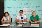 La Comisión Municipal Antidesahucios pone en marcha una campaña de recogida de alimentos, productos de higiene y limpieza que se entregarán a Cáritas