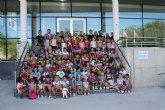 Los alumnos de la Escuela de Verano visita el Centro Integral de Seguridad de Torre-Pacheco