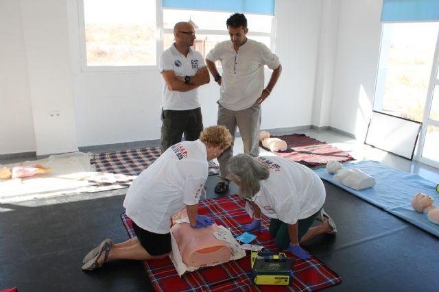 F.A.S.T.. celebra sus I jornadas de puertas abiertas sobre primeros auxilios - 2, Foto 2