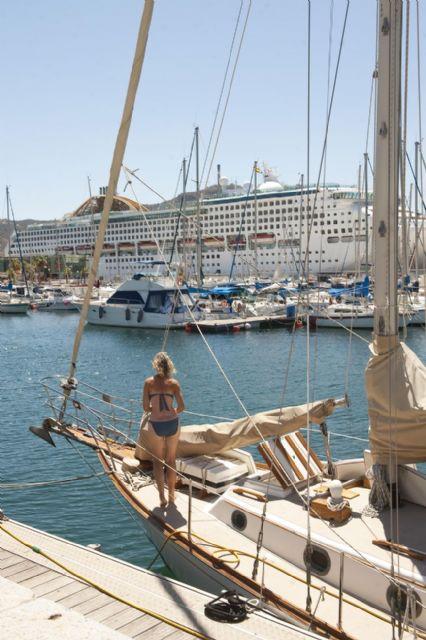 Cartagena cierra julio con la llegada de más de 20.000 cruceristas - 4, Foto 4