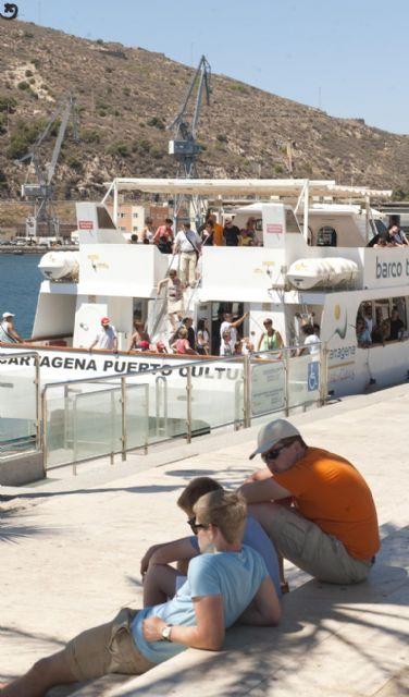 Cartagena cierra julio con la llegada de más de 20.000 cruceristas - 5, Foto 5
