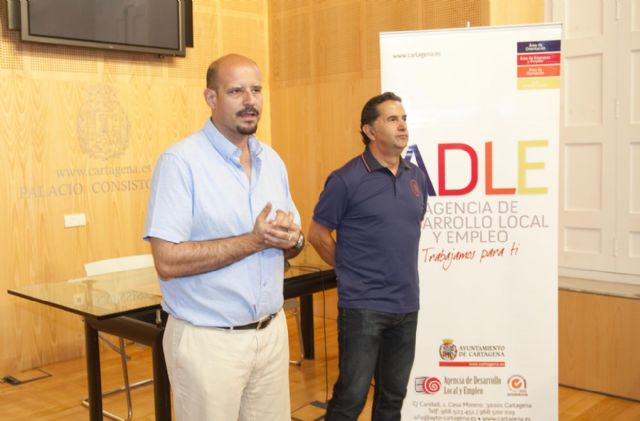 Jóvenes cartageneros retoman sus estudios gracias a los PCPI impartidos por la ADLE - 3, Foto 3