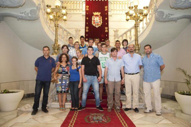 Jóvenes cartageneros retoman sus estudios gracias a los PCPI impartidos por la ADLE - 5, Foto 5
