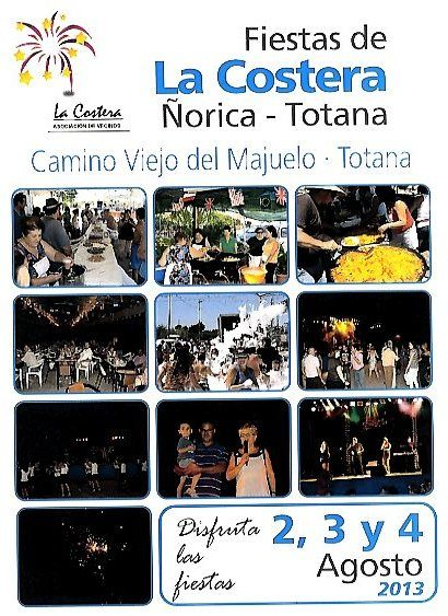 Este fin de semana se celebran las fiestas de la pedanía de La Costera-Ñorica - 1, Foto 1