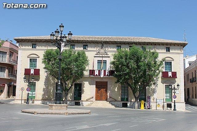 El ayuntamiento de Totana volverá a cerrar dependencias municipales en agosto como medida de ahorro y optimización de personal - 1, Foto 1