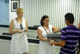 Los alumnos torreños del programa de cualificación profesional reciben sus diplomas