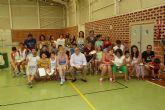 50 niños han participado durante este mes de julio en la Escuela Multideporte Adaptado Verano 2013 de Molina de Segura