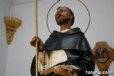 Las fiestas patronales de la pedanía del Raiguero Alto se celebrarán este próximo fin de semana en honor a Santo Domingo de Guzmán