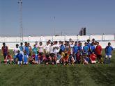 El campus de fútbol gratuito vuelve a ser un éxito con más de 120 participantes