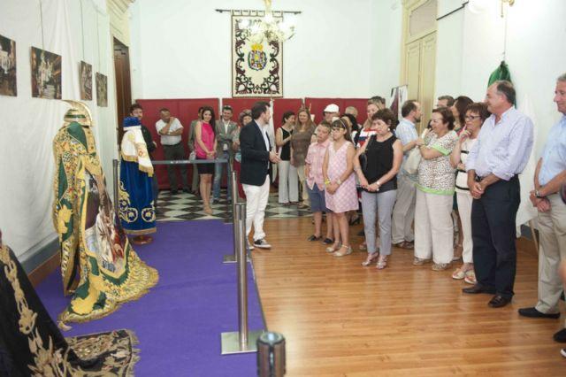 La Semana Santa de Cartagena y Lorca, desfilan juntas en una exposición - 1, Foto 1