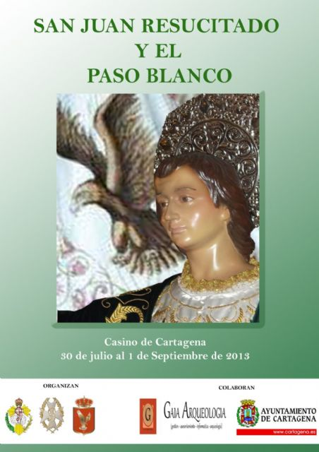 La Semana Santa de Cartagena y Lorca, desfilan juntas en una exposición - 2, Foto 2