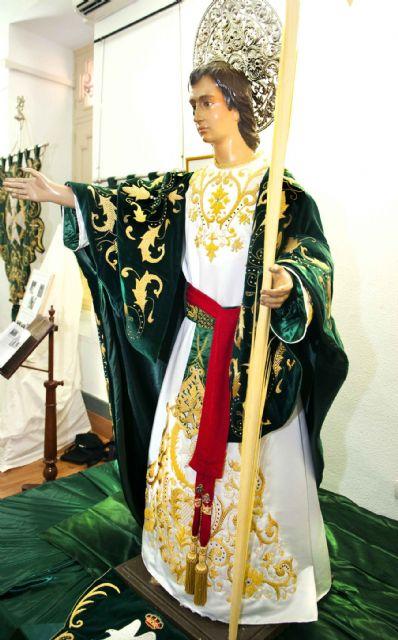 La Semana Santa de Cartagena y Lorca, desfilan juntas en una exposición - 3, Foto 3