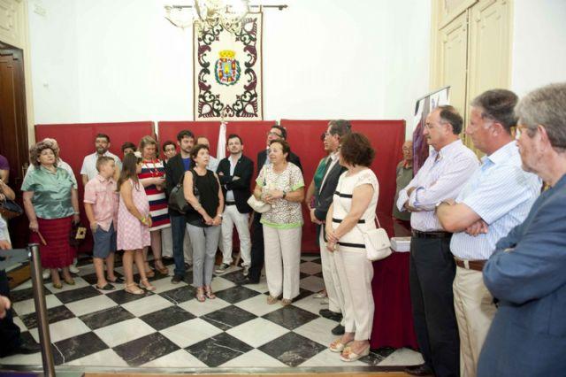 La Semana Santa de Cartagena y Lorca, desfilan juntas en una exposición - 4, Foto 4