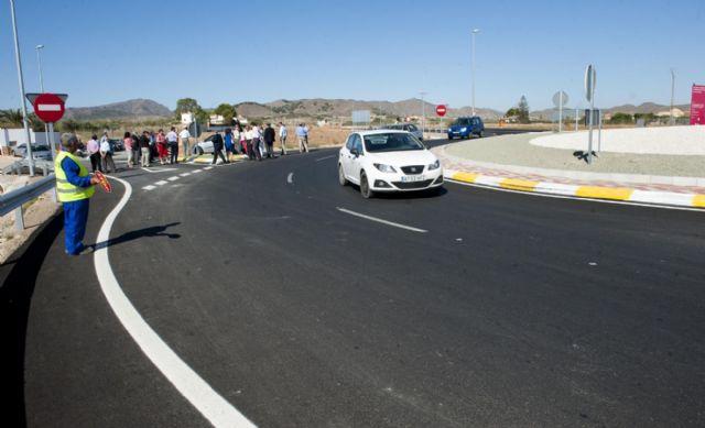 Las variantes de la RM-332 mejoran la seguridad vial en Cuesta Blanca, Los Puertos y Tallante - 3, Foto 3