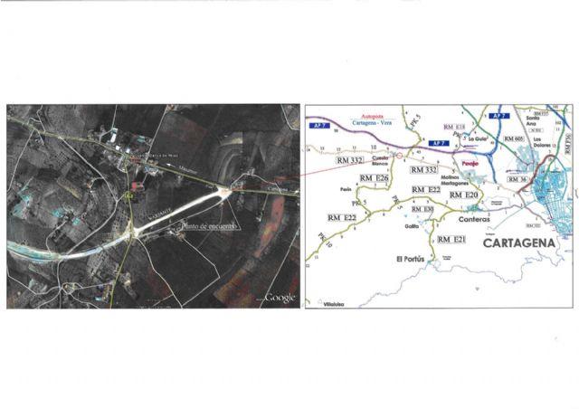 Las variantes de la RM-332 mejoran la seguridad vial en Cuesta Blanca, Los Puertos y Tallante - 4, Foto 4