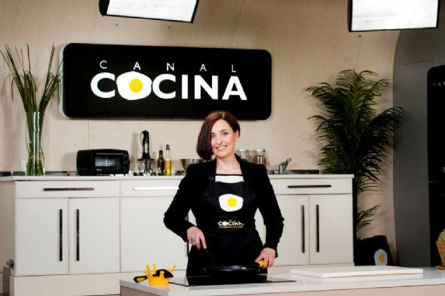 El alcalde de Mazarrón de se pone el delantal de Canal Cocina - 2, Foto 2