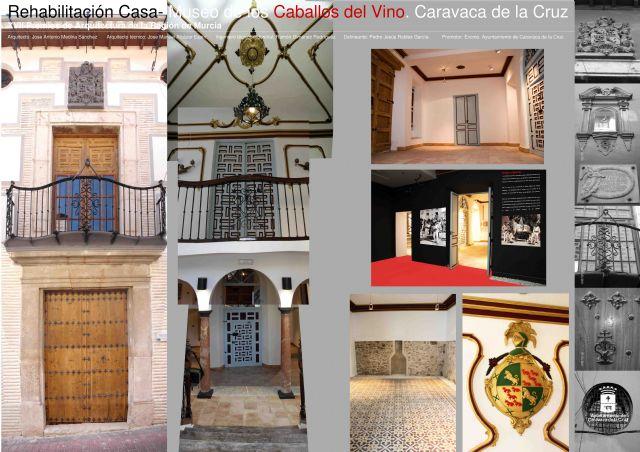 La restauración de la Casa de los Caballos del Vino, candidata a los Premios de Arquitectura - 2, Foto 2