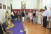 La Semana Santa de Cartagena y Lorca, desfilan juntas en una exposición