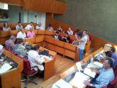 El Pleno del Ayuntamiento ratifica su apoyo 'incondicional' a los vecinos del poblado de Puntas de Calnegre