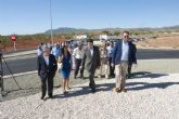 Las variantes de la RM-332 mejoran la seguridad vial en Cuesta Blanca, Los Puertos y Tallante