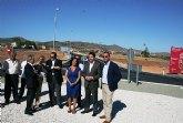 La Comunidad mejora la seguridad vial de la carretera que une las poblaciones cartageneras de Cuesta Blanca y Los Ruices