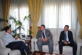 Coordinación con la delegación de gobierno ante los próximos retos del municipio