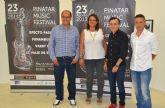 Efecto Pasillo, Funambulista, Varry Brava y El viaje de Elliot protagonizan el primer Pinatar Music Festival
