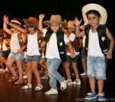 La Escuela de Verano 2013 de Alguazas se va de vacaciones