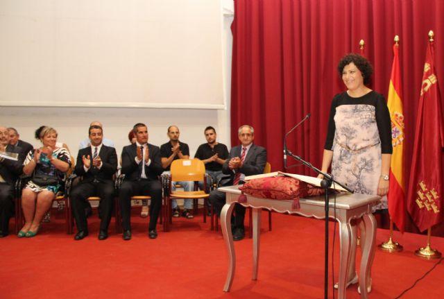Mª �ngeles T�nez toma posesi�n como Alcaldesa de Puerto Lumbreras, Foto 3