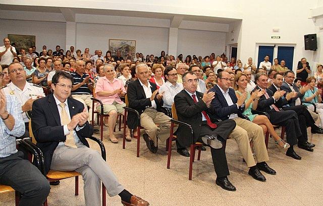 Mª �ngeles T�nez toma posesi�n como Alcaldesa de Puerto Lumbreras, Foto 4