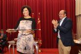 Mª Ángeles Túnez toma posesión como Alcaldesa de Puerto Lumbreras