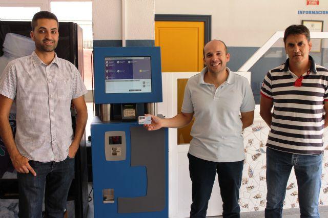 Un nuevo sistema facilita el alquiler de instalaciones deportivas de Mazarrón - 1, Foto 1