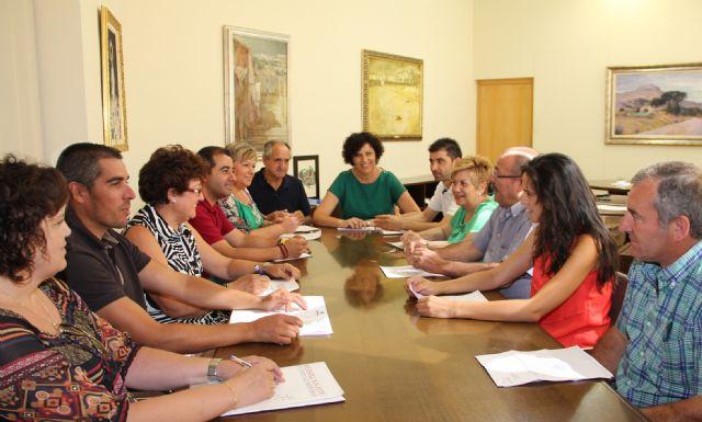 La nueva Alcaldesa se reúne con el equipo de gobierno y anuncia que redistribuirá las competencias - 1, Foto 1