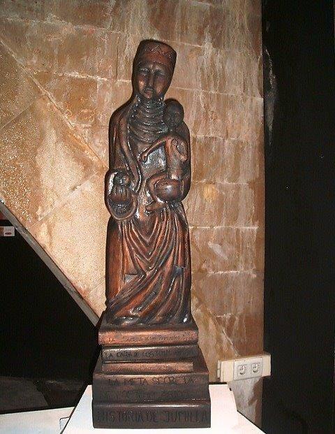 Santa María de Gracia Presidirá la XI Guardia Templaria a la Virgen - 1, Foto 1