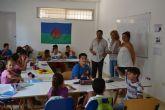 La FAGA organiza un taller de refuerzo escolar para niños gitanos en San Pedro del Pinatar