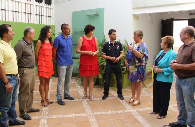 La Alcaldesa de Puerto Lumbreras distribuye las competencias del Equipo de Gobierno - 2, Foto 2