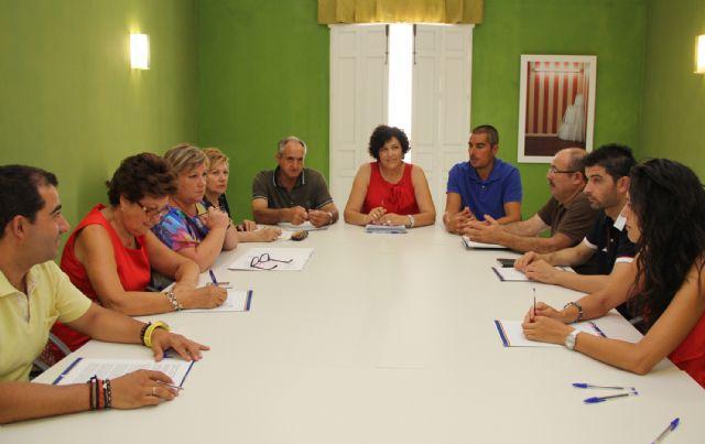 La Alcaldesa de Puerto Lumbreras distribuye las competencias del Equipo de Gobierno - 3, Foto 3