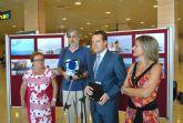 La concejalía de Medio Ambiente muestra otra cara del Mar Menor en el Aeropuerto con la exposición 'Pescadores'