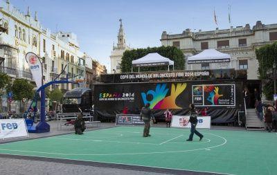 El Road Show de la Selección Española de Baloncesto llega a Puerto de Mazarrón este jueves - 1, Foto 1